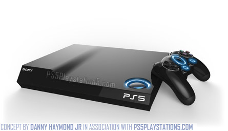 PS5 Concept - Danny Haymond Jr
