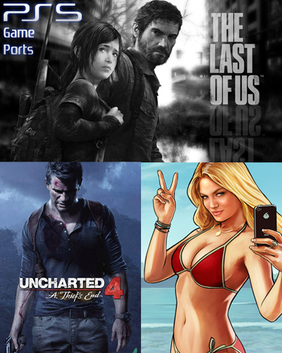 PS5 Game Ports
