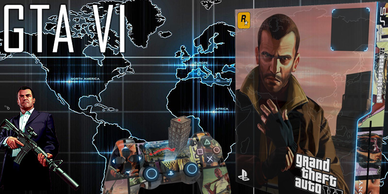 Gta Vi On The Ps5 10 Places We Would Love To Visit Ps5