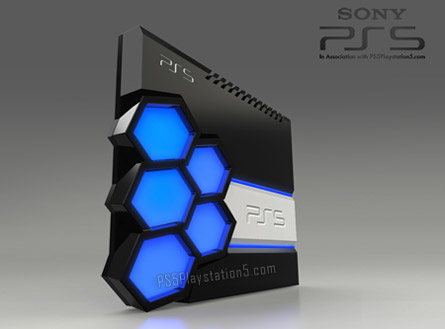Playstation 5 Console - David Hansson