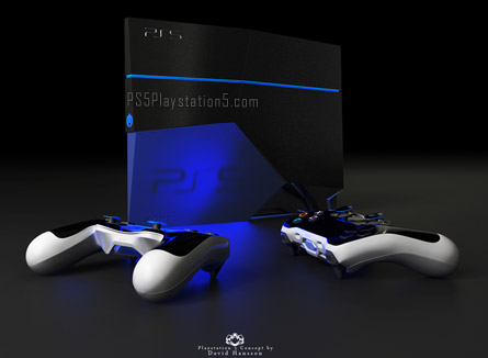 Playstation 5 Concept - David Hansson