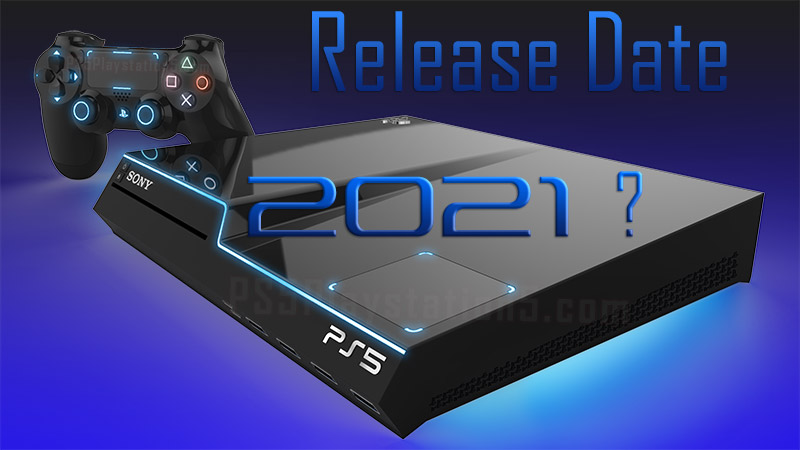 PS5 release date 2021